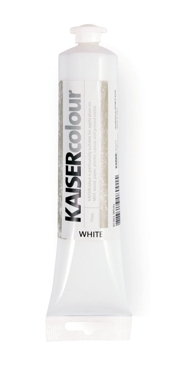 KC001 - Kaisercolour - White
