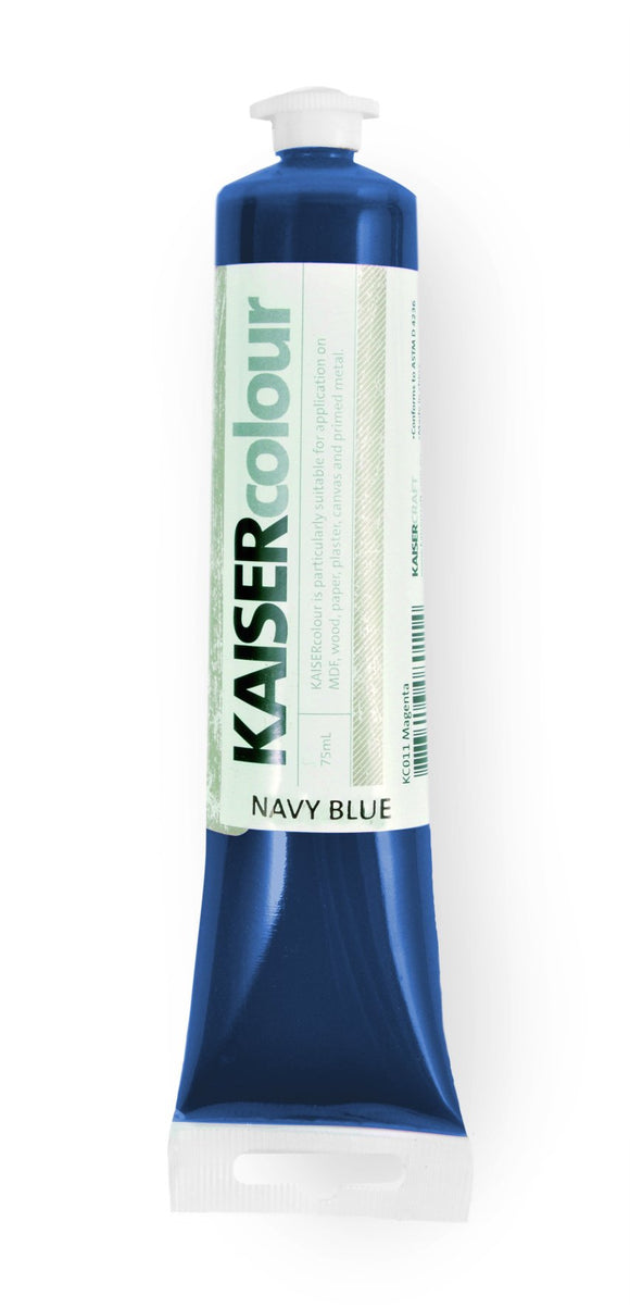 KC017 - Kaisercolour - Navy Blue