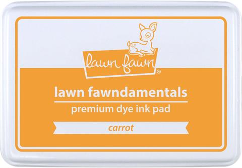 Lawn Fawn LF1086 - Carrot- ink pad