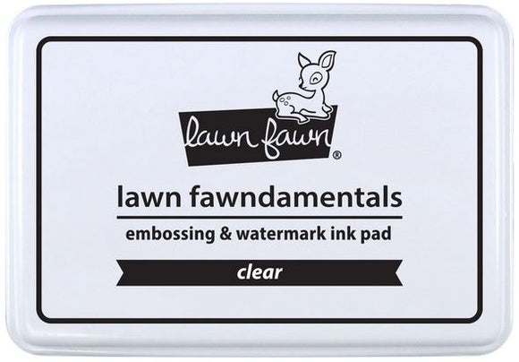 Lawn Fawn -LF1811 Embossing Pad Clear
