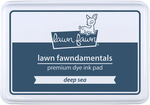 Lawn Fawn LF865 - Deep sea- ink pad