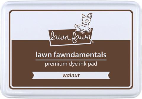 Lawn Fawn  LF867 Walnut - ink pad