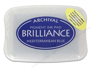Brilliance -BR-18  Mediterranean Blue