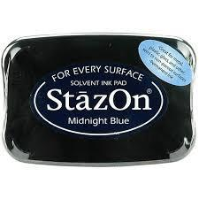 StazOn -SZ-62  Midnight Blue