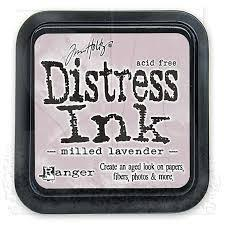 Ranger Distress Ink Pad - Milled Lavander Mini