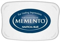 Memento - ME607 Nautical blue