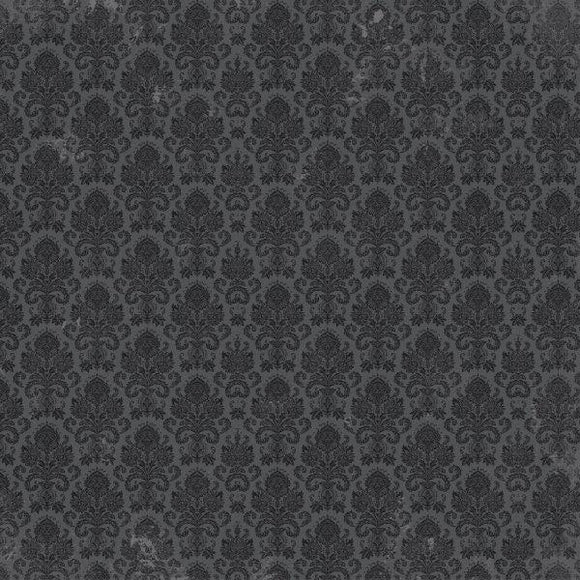 Kaisercraft : P2879 - Lady Like 12x12 Scrapbook Paper - Gertrude