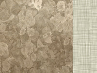 Kaisercraft :P2920 - Fallen Leaves 12x12 Scrapbook Paper - Crisp Air