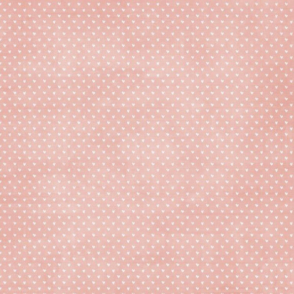 P2931 Kaisercraft - Little Treasures 12x12 Scrapbook Paper - Tiny Miracle