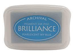 Brilliance - BR-38 Pearlescent Sky Blue