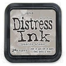 Distress Ink Pad -Pumice Stone