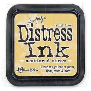 Ranger Distress Ink - Scattered Straw
