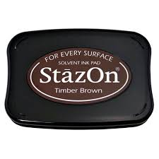StazOn -SZ-41 Timber Brown