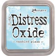 Ranger Distress Oxide Ink Pad - Tumbled Glass