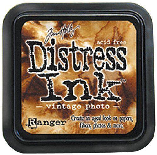 Ranger Distress Ink- Vintage Photo Mini
