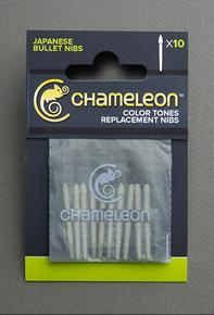Chameleon - Replacement Bullet Tips - 10 Pack