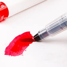 Wink Of Stella Brush Pens - Glitter Red