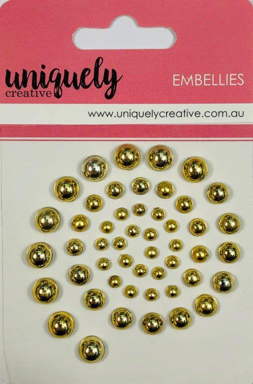 UCE1729 : Gold Pearls