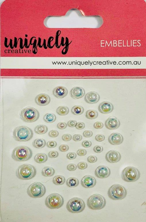 UCE1728 : Iridescent Pearls