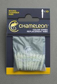 Chameleon - Replacement Mixing Nibs - 10 Pack