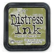 Ranger Distress Ink - Peeled Paint Mini