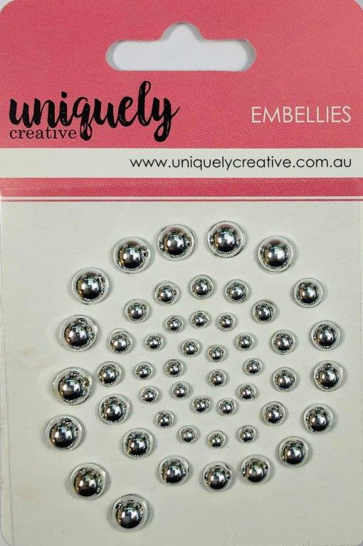 UCE1730 : Silver Pearls