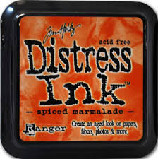 Ranger Distress Ink - Spiced Mamalade Mini