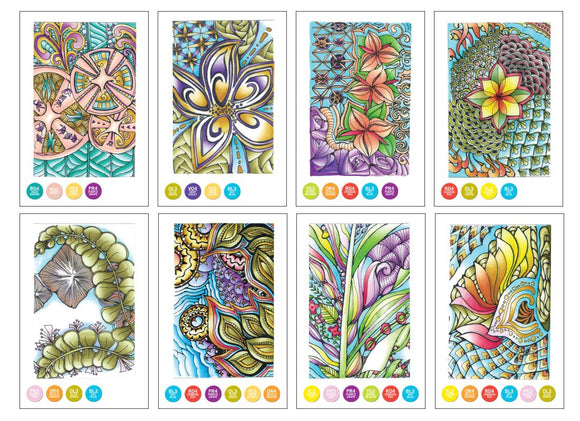 Chameleon Color Cards - Zen