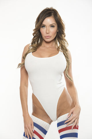 teezees thong leotard