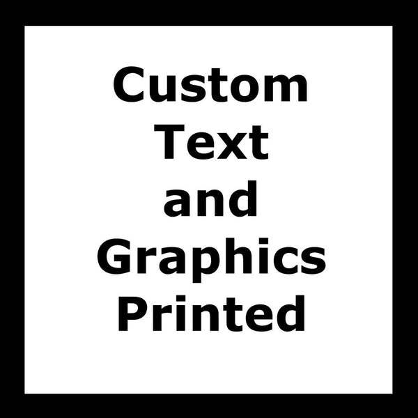 Custom Direct to Garment Printing
