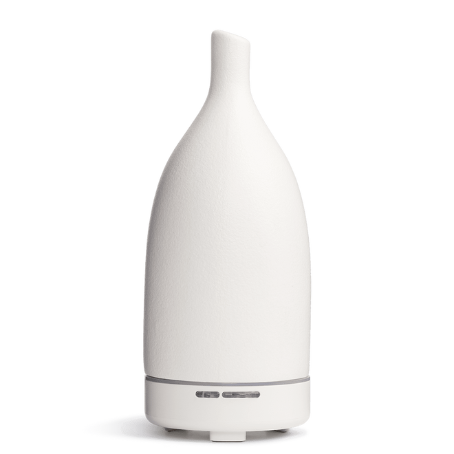 White Ceramic Diffuser - 120 ml