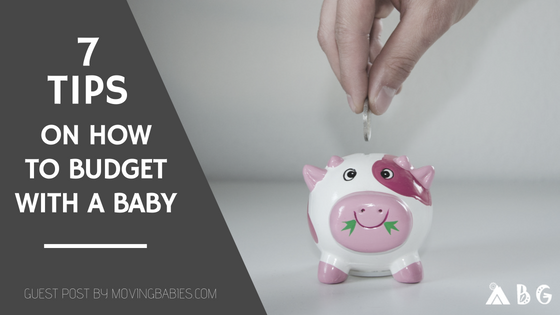 Budgeting with a Baby