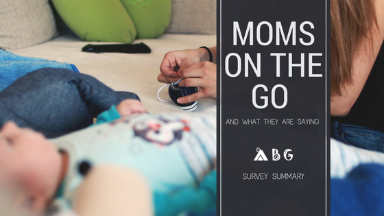 Moms On the Go & What They Are Saying!