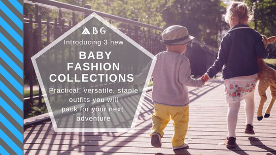 ABG Features Baby Fashion Collections!