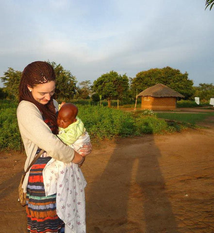 FullSoul Blankets for Babies in Uganda