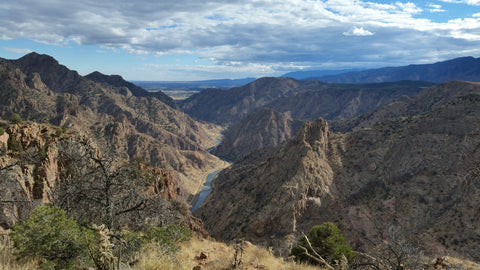 Colorado Roadtrip with a Baby- Royal Gorge
