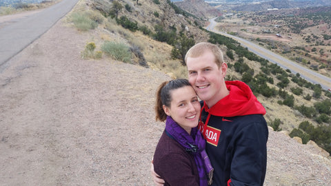 Colorado Roadtrip with a Baby- Skyline Drive