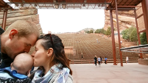 ABG Blog - red rocks amphitheatre