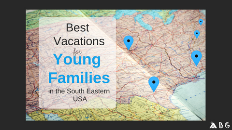 Best vacations SE USA