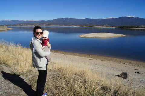 Colorado Grand Lake- Adventure Baby Gear