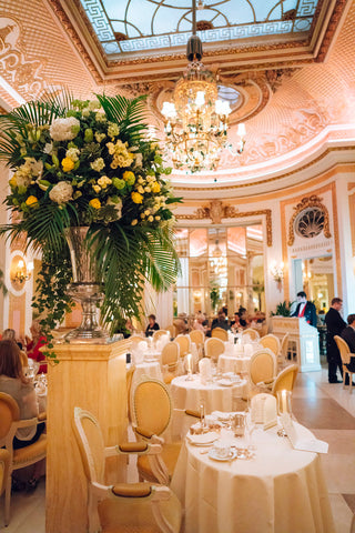tea at the ritz by wanderlust crew