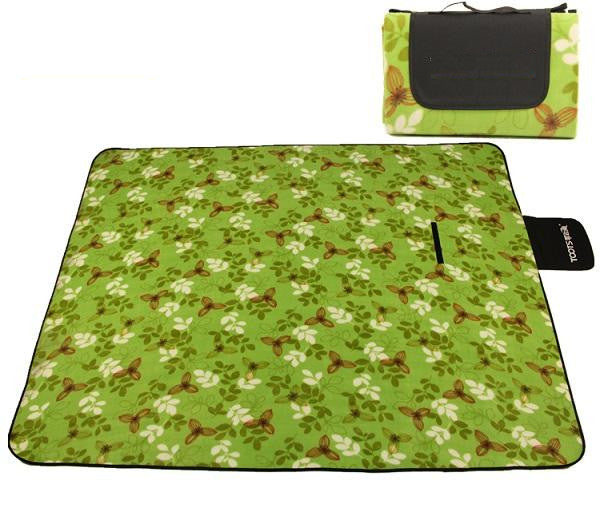 Moistureproof Picnic Blanket - Adventure Baby Gear
