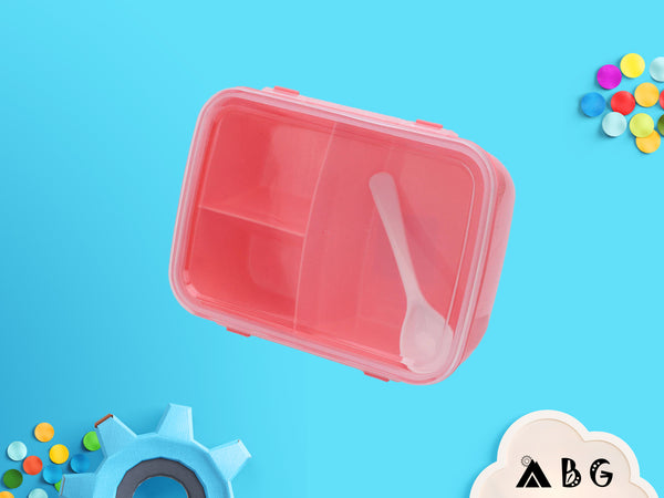 Segregated Snack Container - Adventure Baby Gear