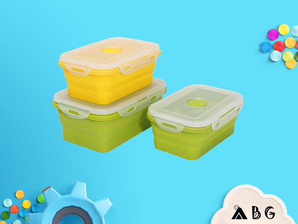 Collapsible Lunchbox - Adventure Baby Gear