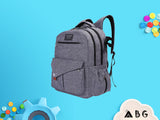 Sophisticated Mama Laptop Diaper Backpack - Adventure Baby Gear