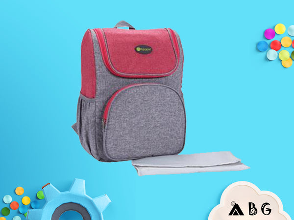 Compact Adventure Diaper Backpack - Adventure Baby Gear