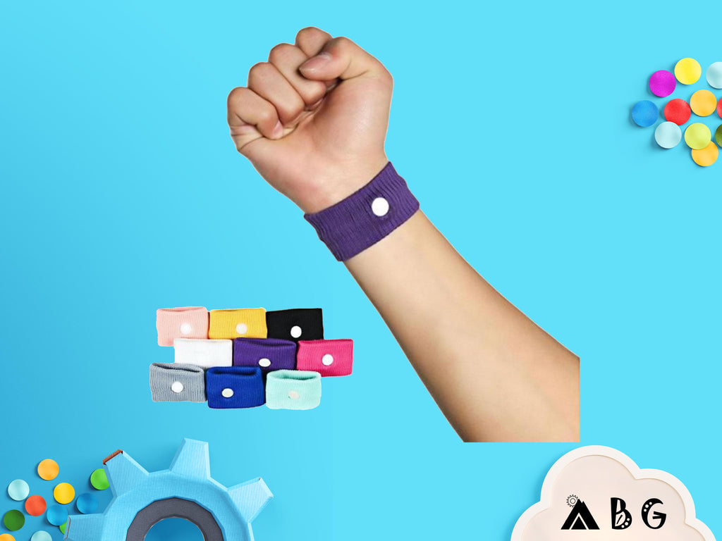 Anti Nausea Wristband - Adventure Baby Gear