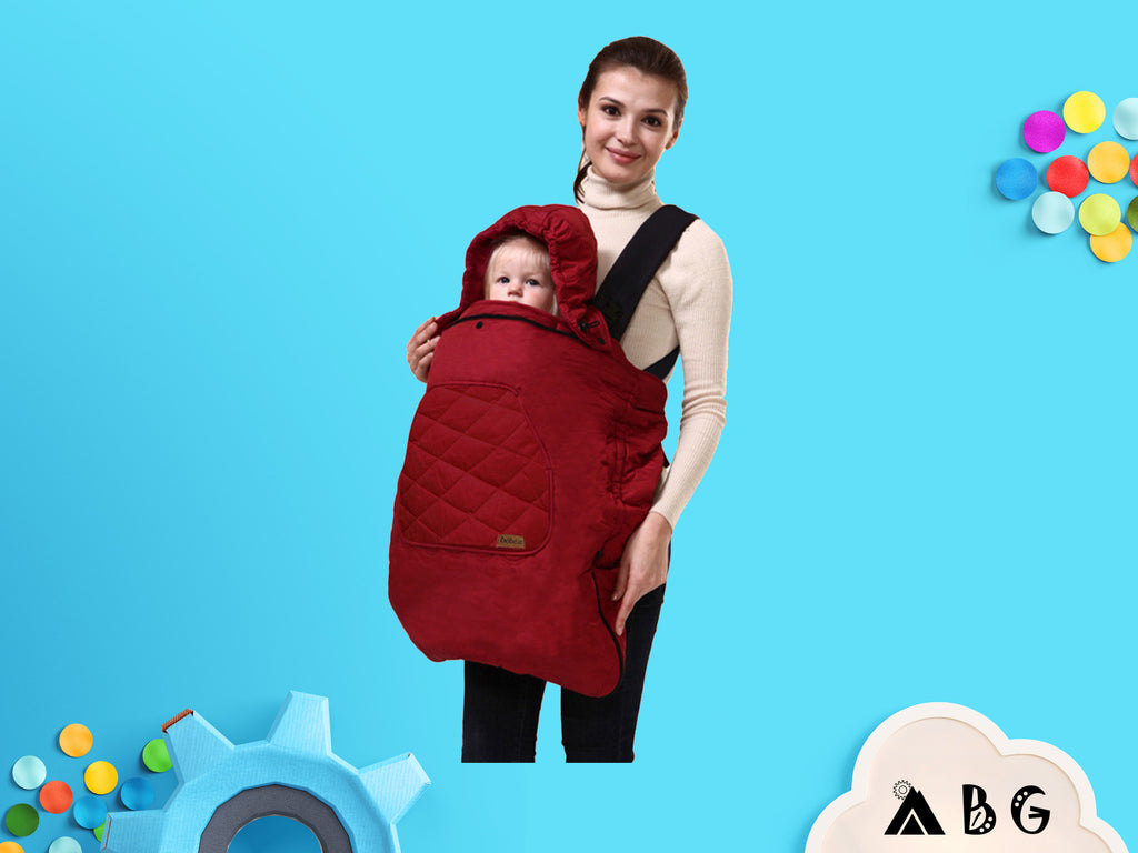 Baby Carrier Cloak - Adventure Baby Gear