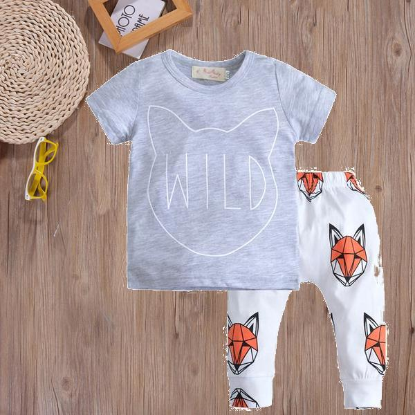 Wild & Foxy Set - Adventure Baby Gear