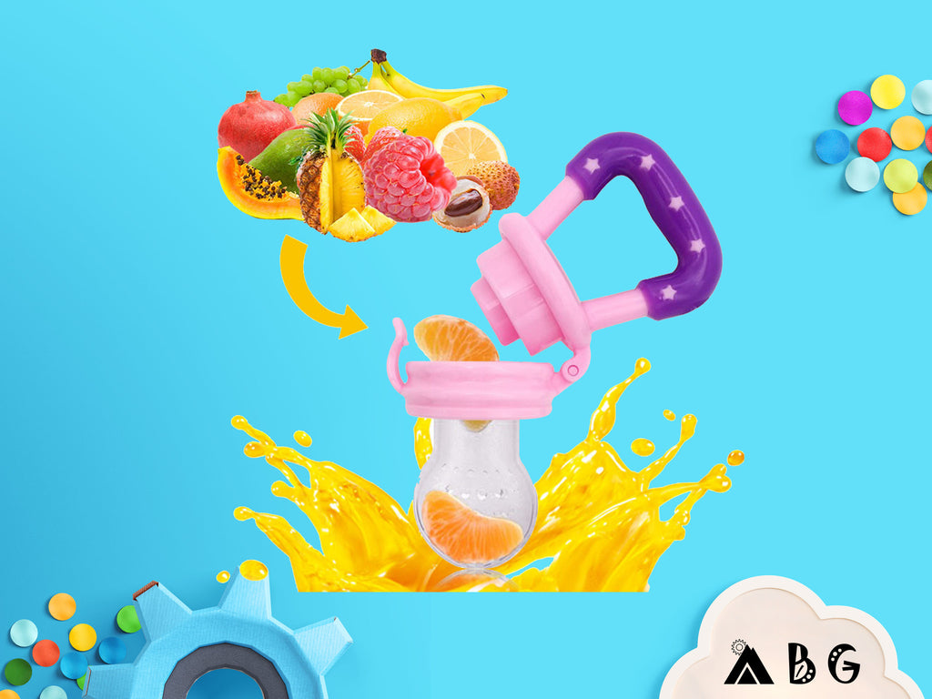 Fresh Fruit Snacker - Adventure Baby Gear